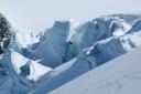 Eisbruch am Alpeiner Ferner