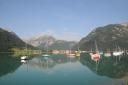 Früh morgens am Achensee
