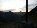 Vor der Abfahrt ins Schmirntal (ca. 19:00)