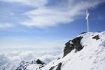Piz Sesvenna - Gipfel