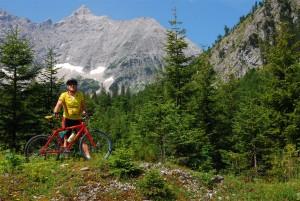 Herrliches Panorama im Karwendel