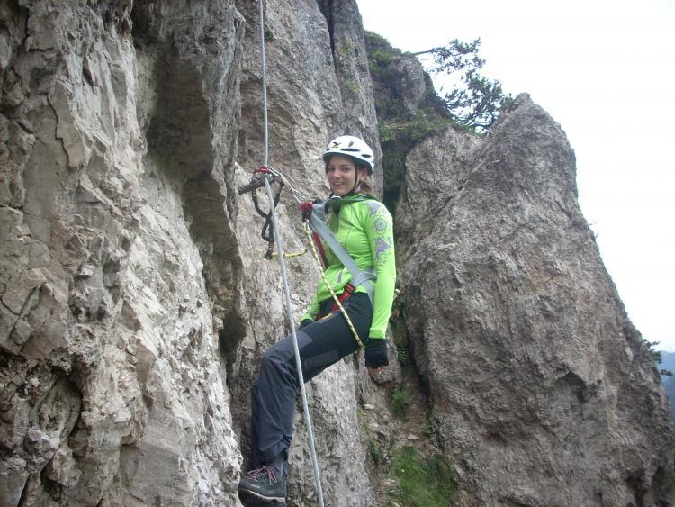 Klettersteig Walchsee : Tourenwelt archiv klettersteig direttissima