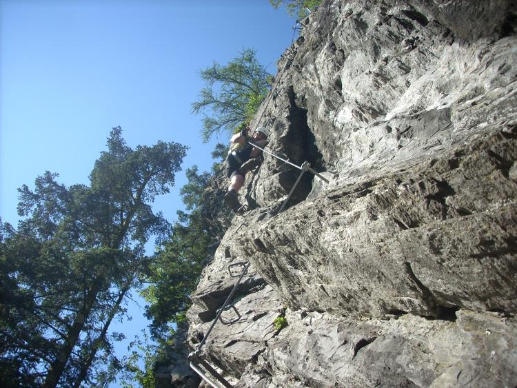 Klettersteig Zimmereben : Tourenwelt blog » archiv klettersteig zimmereben zillertal