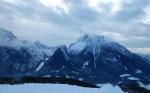 Der Hochkalter in Ramsau bei Berchtesgaden