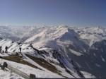 Gilfert und die Tuxer Alpen