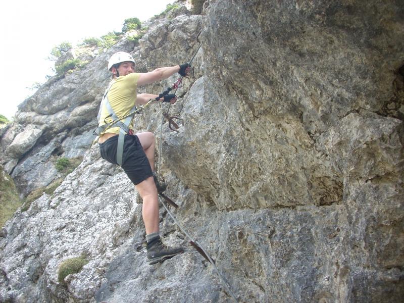 Klettersteig Walchsee : Tourenwelt archiv bergkamerrad klettersteig walchsee
