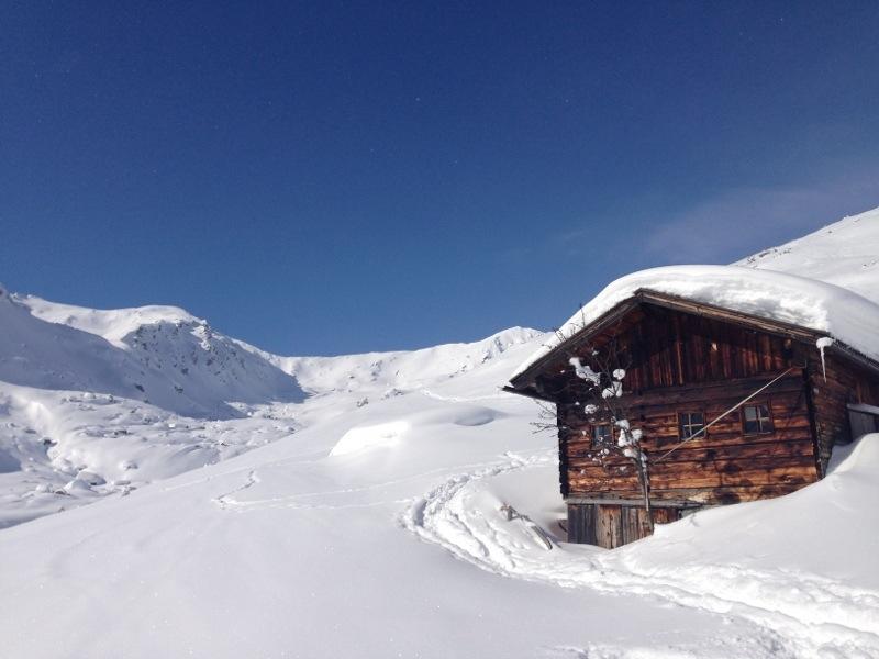Gressensteinalm am großen Beil - Kitzbüheler Alpen - Wildschönau