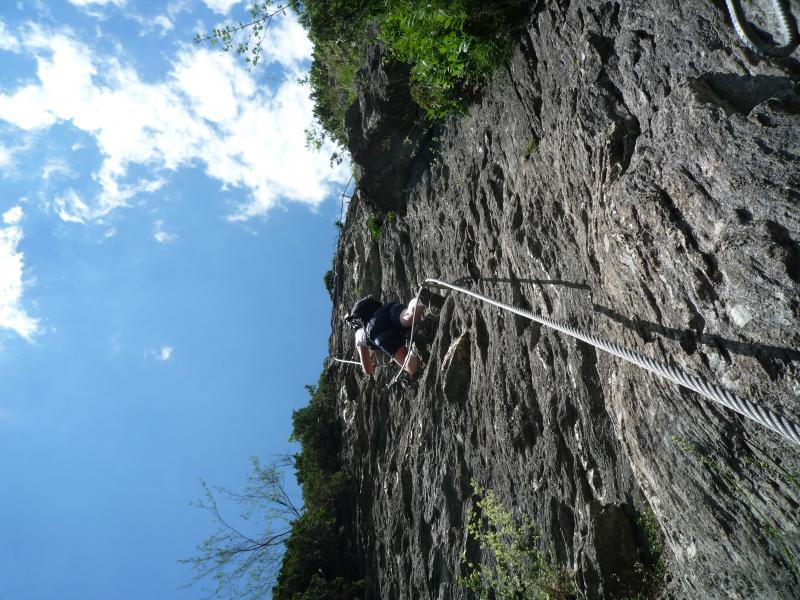 St Jodok Klettersteig : Tourenwelt blog » archiv peter kofler klettersteig st. jodok