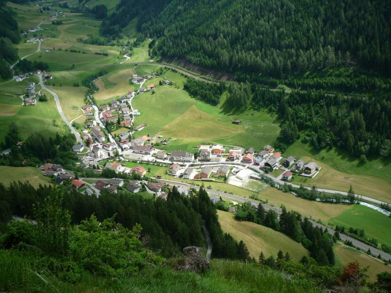 St Jodok Klettersteig : Tourenwelt archiv peter kofler klettersteig st jodok