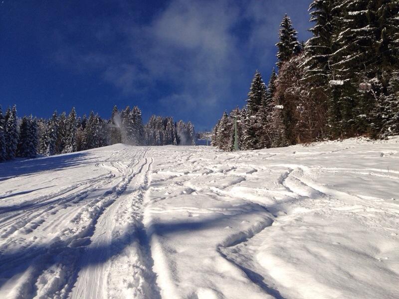 Talabfahrt Skigebiet Kelchsau