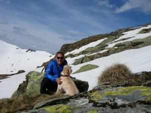 Umkehrpunkt kurz vom Gipfel ... erst wenn Du gesund im Tal bist, hast Du den Gipfel, ansonsten hat der Gipfel Dich!!