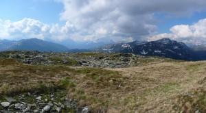 Blick Richtung Süden, rechts Kröndlhorn