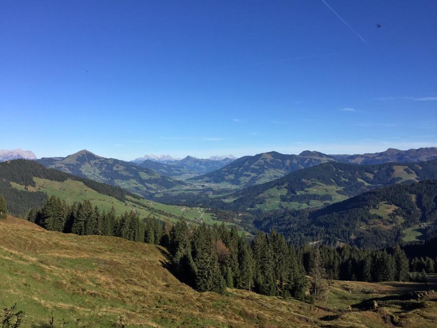 Über den inneren Penningberg ins Brixental