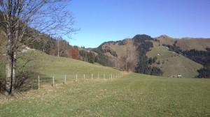 Auffahrt Wandberg