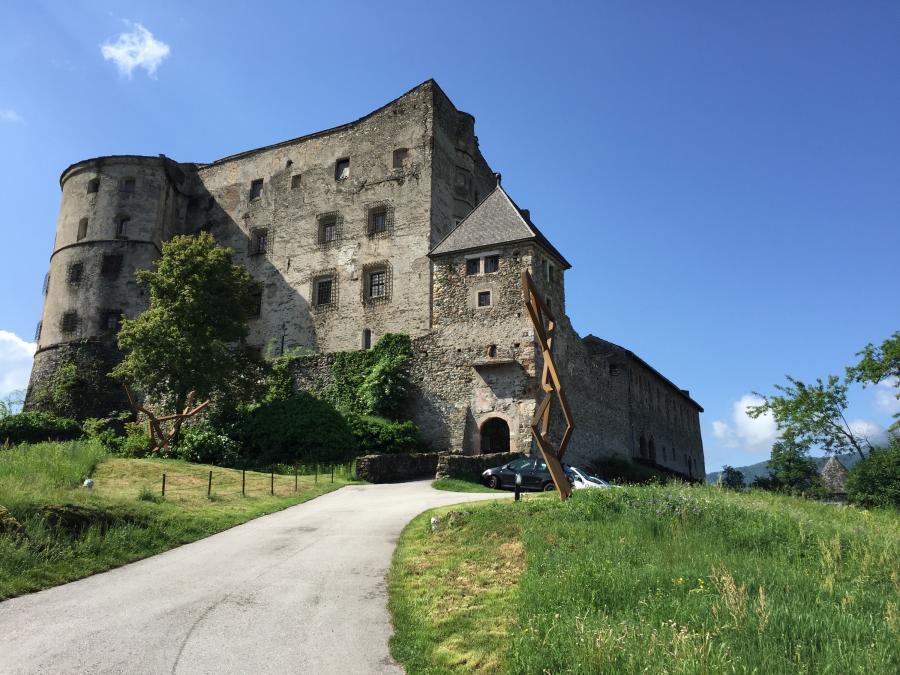 Castel Pergine im Valsugana