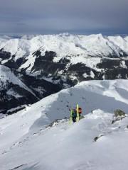 Skitragen ist angesagt...