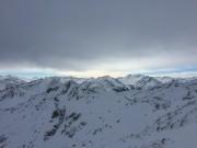 Gipfelpanorama Schafsiedel - es zieht zu