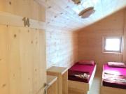 Zimmer in der Neuen Bamberger Hütte