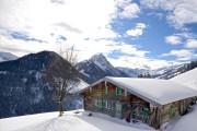 Skitour Brechhorn - Durachalm - Aschau
