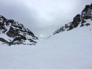 die letzten Meter zur Tiroler Scharte