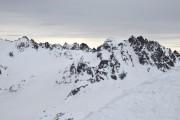 Aussicht von der Tiroler Scharte ins Jamtal