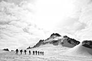Zustieg zur Gamsspitze im Jamtal