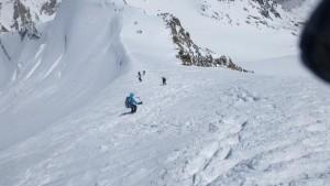 096.Abstieg vom Ostgipfel