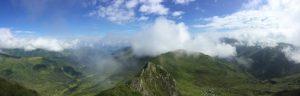 Eine unglaubliche Aussicht in das Windautal - am Gamsbeil, 2.169m