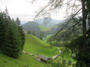 Richtung Thierbach
