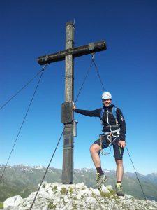 Gipfelkreuz Steingrubenkogel