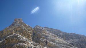 62.Aufstieg zur Birkkarspitze