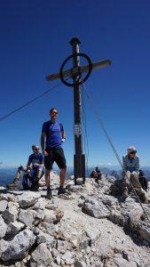 66.Gipfelkreuz der Birkkarspitze