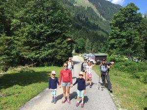 Familienwanderung zur Bamberger Hütte