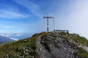 Gipfelkreuz Ampferstein