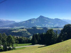Das Kitzbüheler Horn vom Astberg