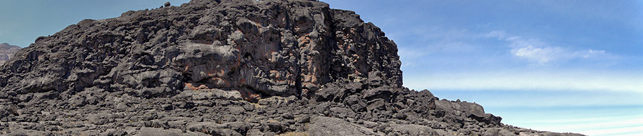 Lava Tower am Kilimanjaro |