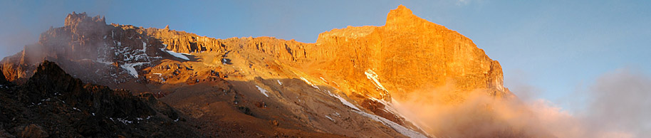 Great-West-Breach - Kilimanjaro | Trekkingtour Kilimanjaro - Arrows Camp